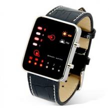 Binární hodinky unisex (PRO 15)