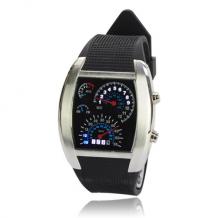Motor Racing LED TVG (TVGR 02) stříbrné