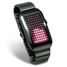 Binární hodinky 72 PRO RED (PRO 25)