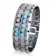 LED hodinky Iron Samurai dámské (SMI 10)