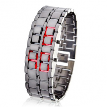 LED hodinky Iron Samurai pánské (SMI 01)